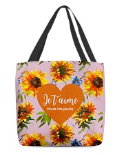 PERFECT GIFT - Print two-sided PARFAIT CADEAU All-over Tote back