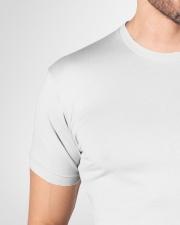 PAPA homme unique PERFECT GIFT  Premium Fit Mens Tee garment-premium-fit-men-tee-detail-front-neck-01