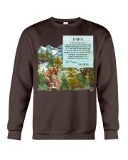 PAPA homme unique PERFECT GIFT  Crewneck Sweatshirt thumbnail