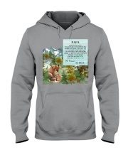 PAPA homme unique PERFECT GIFT  Hooded Sweatshirt thumbnail