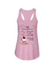 À Ma Fille Perfect Gift - Cadeau Parfait Ladies Flowy Tank thumbnail