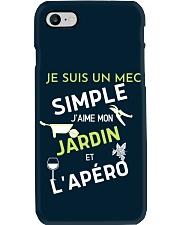 J'AIME MON JARDIN et L'APÉRO Phone Case thumbnail