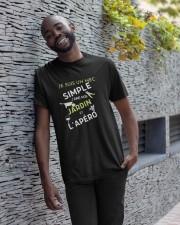 J'AIME MON JARDIN et L'APÉRO Classic T-Shirt apparel-classic-tshirt-lifestyle-front-33