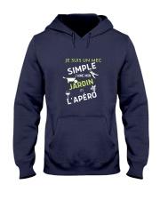 J'AIME MON JARDIN et L'APÉRO Hooded Sweatshirt thumbnail