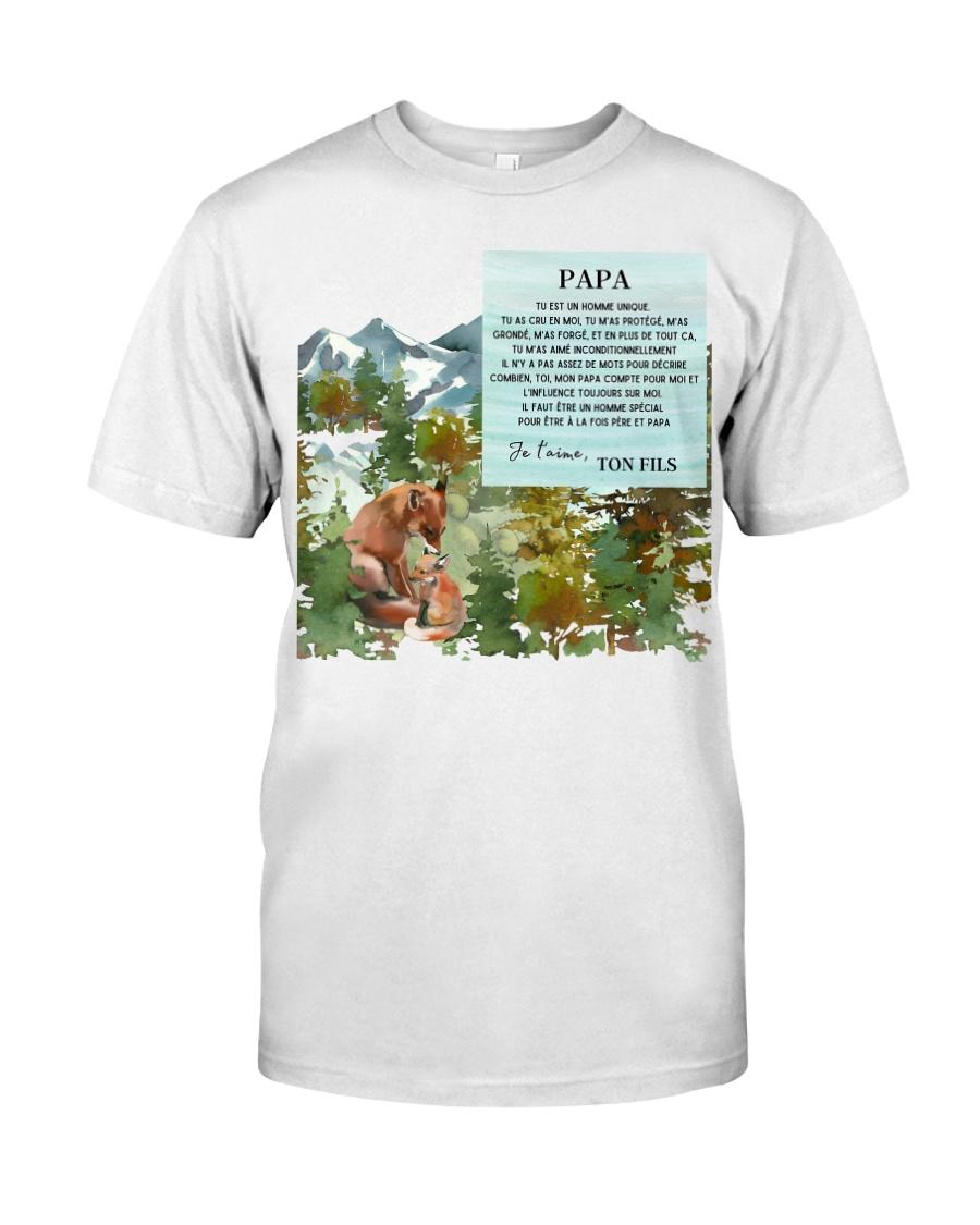 CADEAU PAPA FILS - PERFECT GIFT  Classic T-Shirt