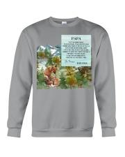 CADEAU PAPA FILS - PERFECT GIFT  Crewneck Sweatshirt thumbnail