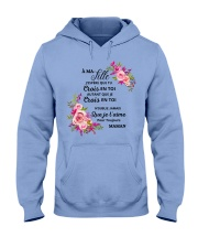 À MA FILLE ROSE Hooded Sweatshirt thumbnail