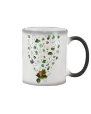 GARDEN PAPA PAPI - PRINT TWO SIDED - PERFECT GIFT  Color Changing Mug thumbnail