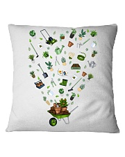 GARDEN PAPA PAPI - PRINT TWO SIDED - PERFECT GIFT  Square Pillowcase thumbnail
