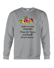 MOTIVATION CADEAU Crewneck Sweatshirt thumbnail