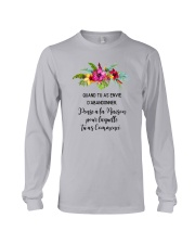 MOTIVATION CADEAU Long Sleeve Tee thumbnail