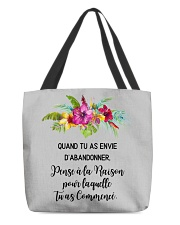 MOTIVATION CADEAU All-over Tote thumbnail