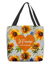 GRANDMOTHER PERFECT GIFT - PARFAIT CADEAU MAMIE All-over Tote back