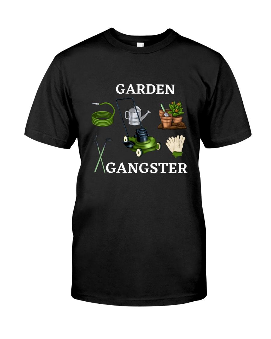 GARDEN GANGTER Classic T-Shirt