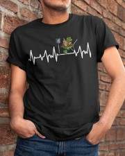 PERFECT GIFT Garden heart Classic T-Shirt apparel-classic-tshirt-lifestyle-26