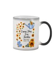 TOURNESOL - PRINT TWO SIDED - PERFECT GIFT  Color Changing Mug thumbnail