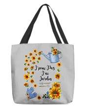 TOURNESOL - PRINT TWO SIDED - PERFECT GIFT  All-over Tote thumbnail