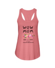 WOW MOM - PERFECT GIFT MAMAN Ladies Flowy Tank thumbnail