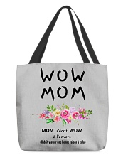 WOW MOM - PERFECT GIFT MAMAN All-over Tote thumbnail