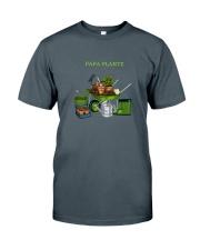PAPA PLANTE - PLANT DAD  Classic T-Shirt thumbnail