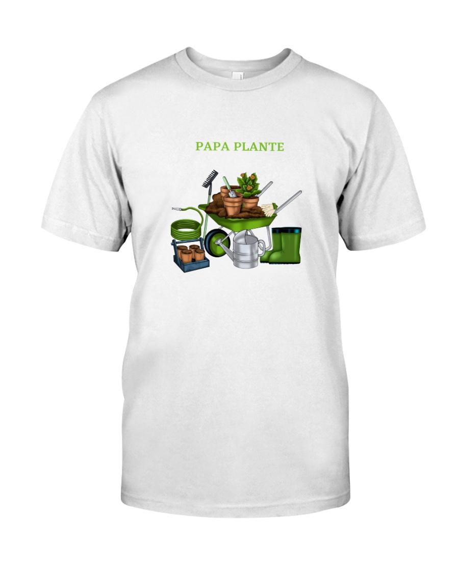 PAPA PLANTE - PLANT DAD  Premium Fit Mens Tee