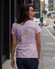 Tree Garden PERFECT GIFT  Premium Fit Ladies Tee lifestyle-women-crewneck-back-1