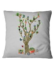 Tree Garden PERFECT GIFT  Square Pillowcase thumbnail
