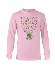 HAPPY GARDEN - PRINT TWO SIDED PERFECT GIFT  Long Sleeve Tee thumbnail
