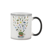 HAPPY GARDEN - PRINT TWO SIDED PERFECT GIFT  Color Changing Mug thumbnail