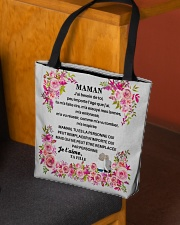 J'ai besoin de toi Maman PERFECT GIFT CADEAU MAMAN All-over Tote aos-all-over-tote-lifestyle-front-02