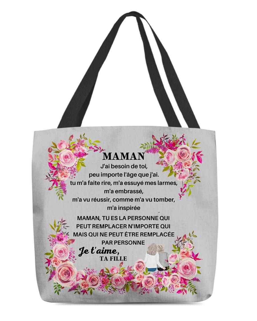 J'ai besoin de toi Maman PERFECT GIFT CADEAU MAMAN All-over Tote