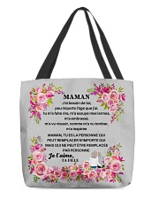 J'ai besoin de toi Maman PERFECT GIFT CADEAU MAMAN All-over Tote front