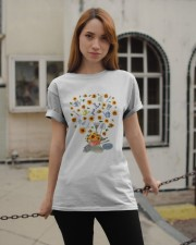 PERFECT GIFT Print two-sided TOURNESOL Classic T-Shirt apparel-classic-tshirt-lifestyle-19