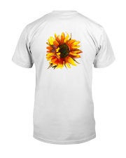 PERFECT GIFT Print two-sided TOURNESOL Classic T-Shirt back