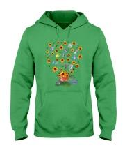 PERFECT GIFT Print two-sided TOURNESOL Hooded Sweatshirt thumbnail