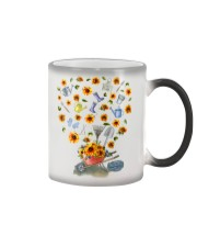 PERFECT GIFT Print two-sided TOURNESOL Color Changing Mug thumbnail