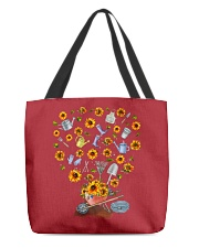 PERFECT GIFT Print two-sided TOURNESOL All-over Tote thumbnail