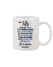 À Mon Fils - Perfect Gift Mug thumbnail