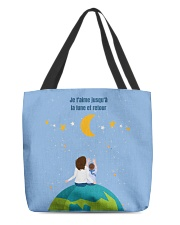 À Mon Fils - Perfect Gift All-over Tote back