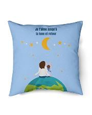 À Mon Fils - Perfect Gift Indoor Pillow tile