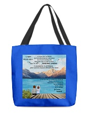 CADEAU PETIT FILS - PERFECT GIFT  All-over Tote thumbnail