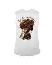 Girl Black Juneteenth since 1865 shirt Sleeveless Tee thumbnail