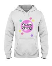 Yummy Yummy Hooded Sweatshirt thumbnail