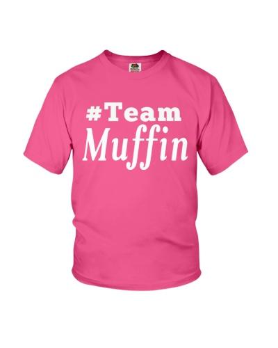 Children's Tee- Team Muffin