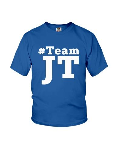 Children's Tee- Team JT