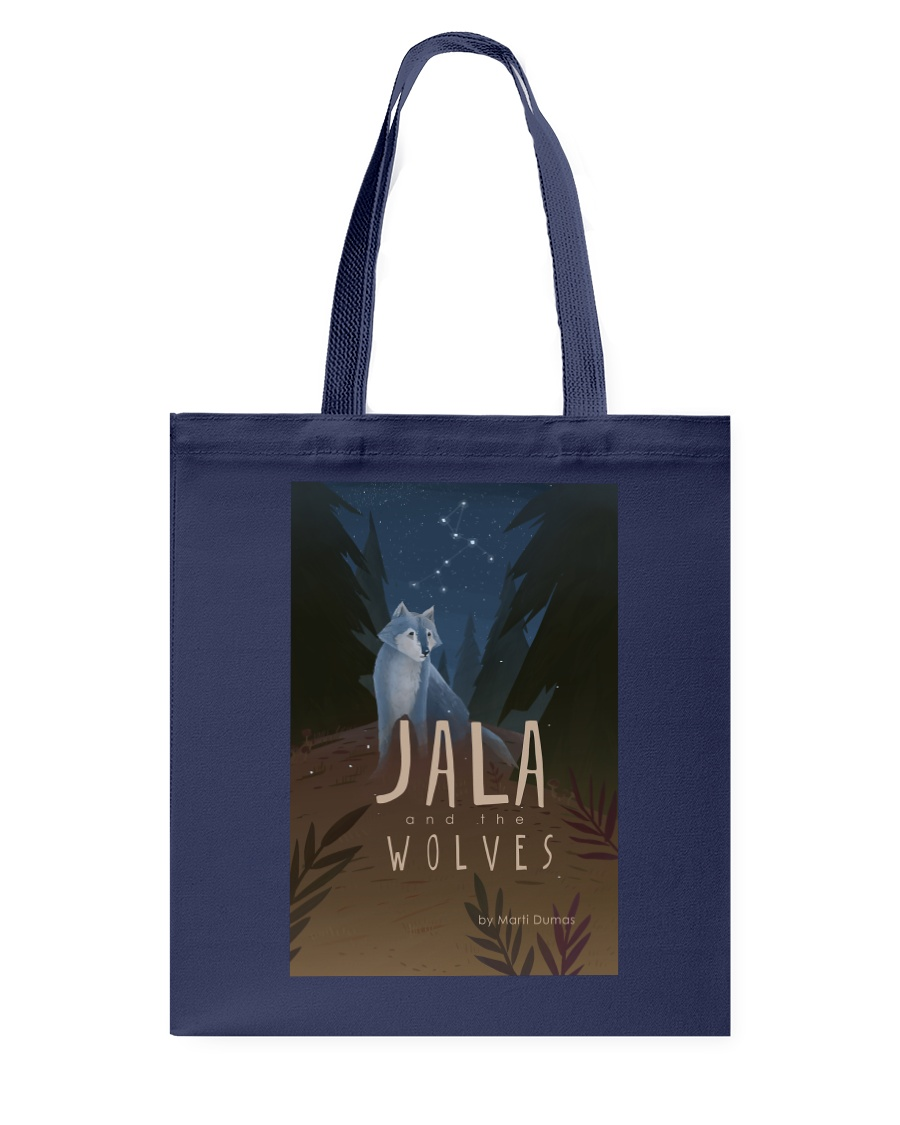 Tote-Jala and the Wolves Tote Bag