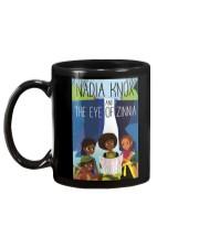 Mug-Nadia Knox and the Eye of Zinnia Mug back