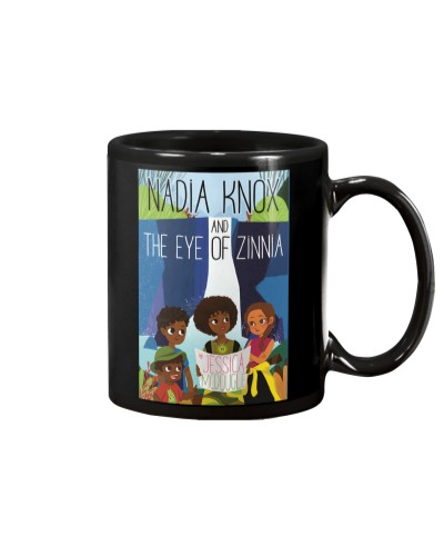 Mug-Nadia Knox and the Eye of Zinnia