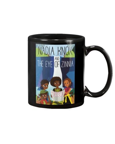 Mug-Nadia Knox and the Eye of Zinnia
