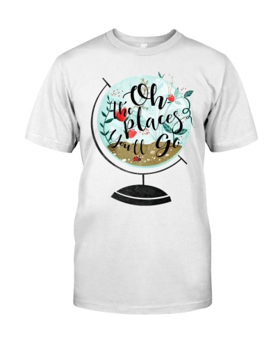 OH THE PLACES YOU'LL GO - LIMITED EDITION